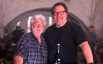 "The Star Wars Show Discusses George Lucas on Set of ""The Mandalorian,"" New Star Wars Archive Figures"