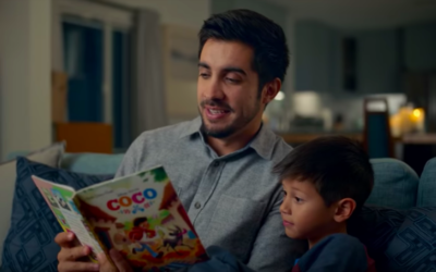 Google Home Plays Music and Sound Effects Along with Disney Storybooks