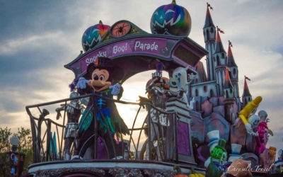 "Experience A Spooky ""Boo!"" Halloween at Tokyo Disneyland"
