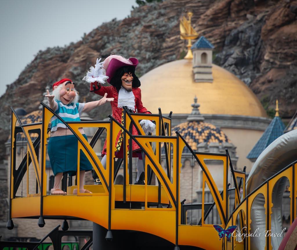 "Villains Rise Again!"" Halloween at Tokyo DisneySea - LaughingPlace com"