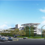 Disneyland's New Parking Structure Will Feature a Pedestrian Bridge