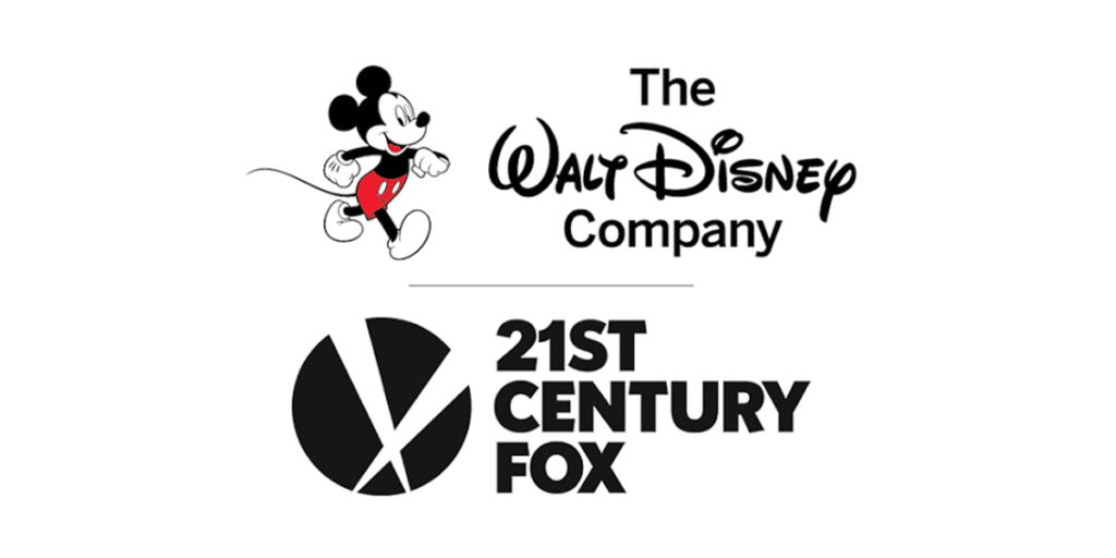 walt disney organizational structure