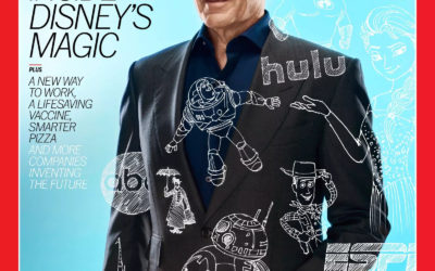 Time Magazine Profiles the Genius of Bob Iger