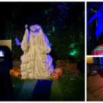 """Photo Tour: Freeform Halloween House Featuring """"Nightmare Before Christmas"""" and """"Hocus Pocus"""""""