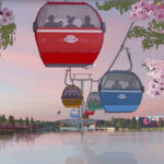 Disney Skyliner to Debut at Walt Disney World in Fall 2019