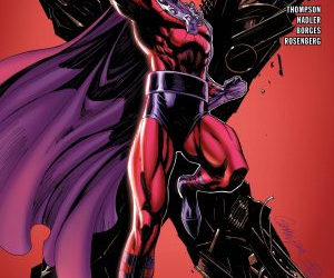 "Comic Review – ""X-Men: Black - Magneto #1"""