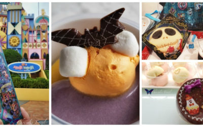 Fantastic Halloween Food from the Tokyo Disney Resort