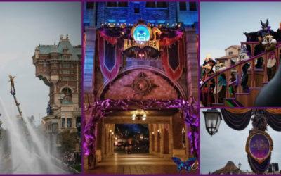 """""""Villains Rise Again!"""" Halloween at Tokyo DisneySea"""