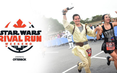 2019 Star Wars Rival Run Weekend Races to Have Character Themes