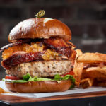 The Edison's October Burger of the Month is the Triple Threat