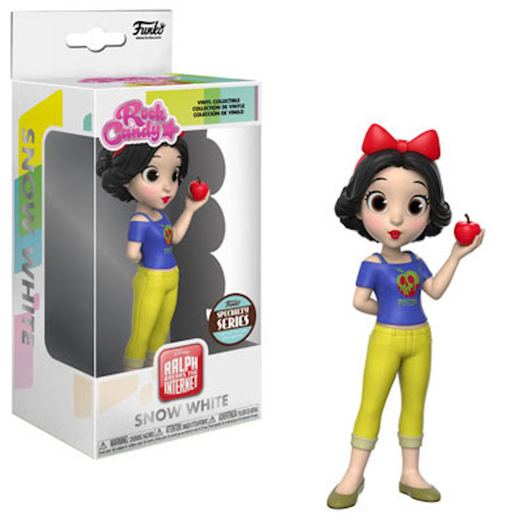 Rock Candy Introduces Quot Ralph Breaks The Internet Quot Princess