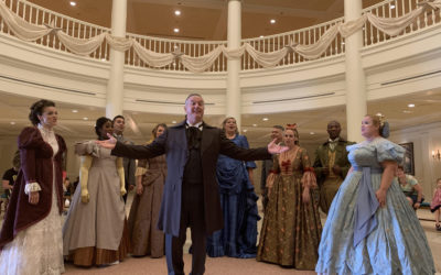 "Watch Epcot's Voices of Liberty Perform ""This Is Me"" from ""The Greatest Showman"""