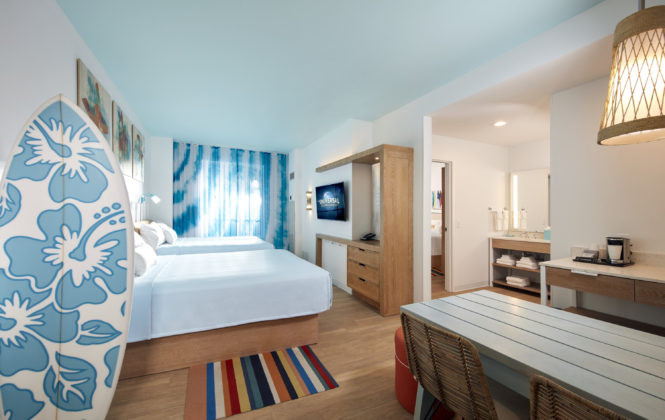 Look Inside Universal Orlando 39 S Endless Summer Resort Surfside Inn And Suites