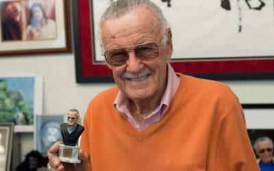 Friends and Fans Share Memories of Stan Lee on Social Media