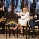 "Sarah Silverman Talks Vanellope von Schweetz on ""Live with Kelly and Ryan"""