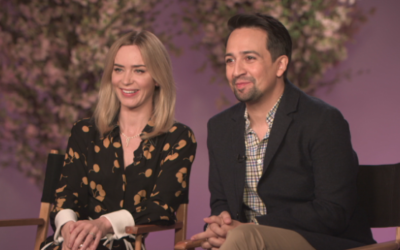 "Special Edition of ""20/20"" to Give Inside Look at ""Mary Poppins Returns"""