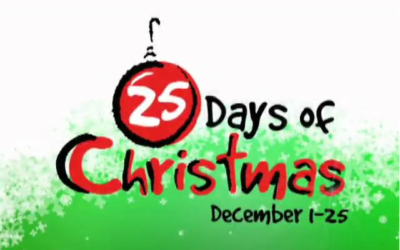 "Disney's ""25 Days of Christmas"" to Air Company Wide with Two Park Specials"