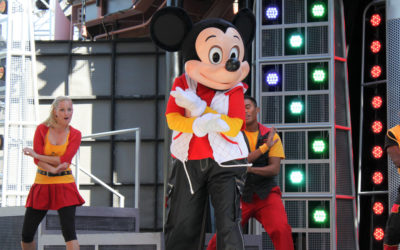 Disney Extinct Attractions: Drawn to the Magic and Disney Dance Crew