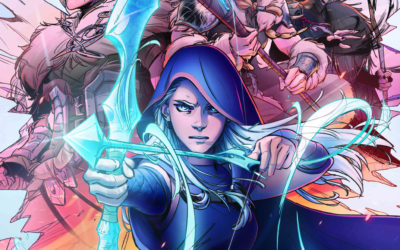 "Marvel and Riot Games to Publish ""League of Legends"" Graphic Novels"
