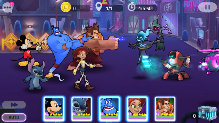 Disney Apps