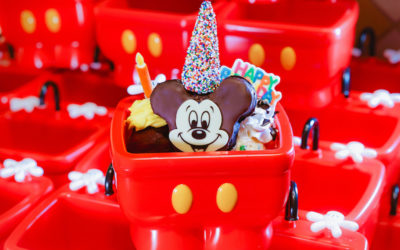 Mickey's 90th Birthday