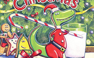 "Children's Book Review: ""Cookiesaurus Christmas"""