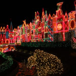 Video: Holiday Season Begins at Disneyland with Christmas Parade, It's a Small World Overlay