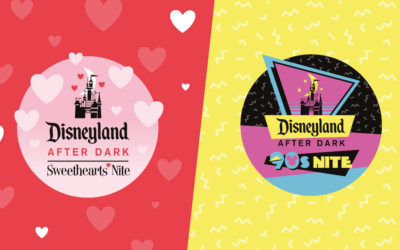 Disneyland After Dark Series to Continue with Sweethearts' Nite and 90s Nite