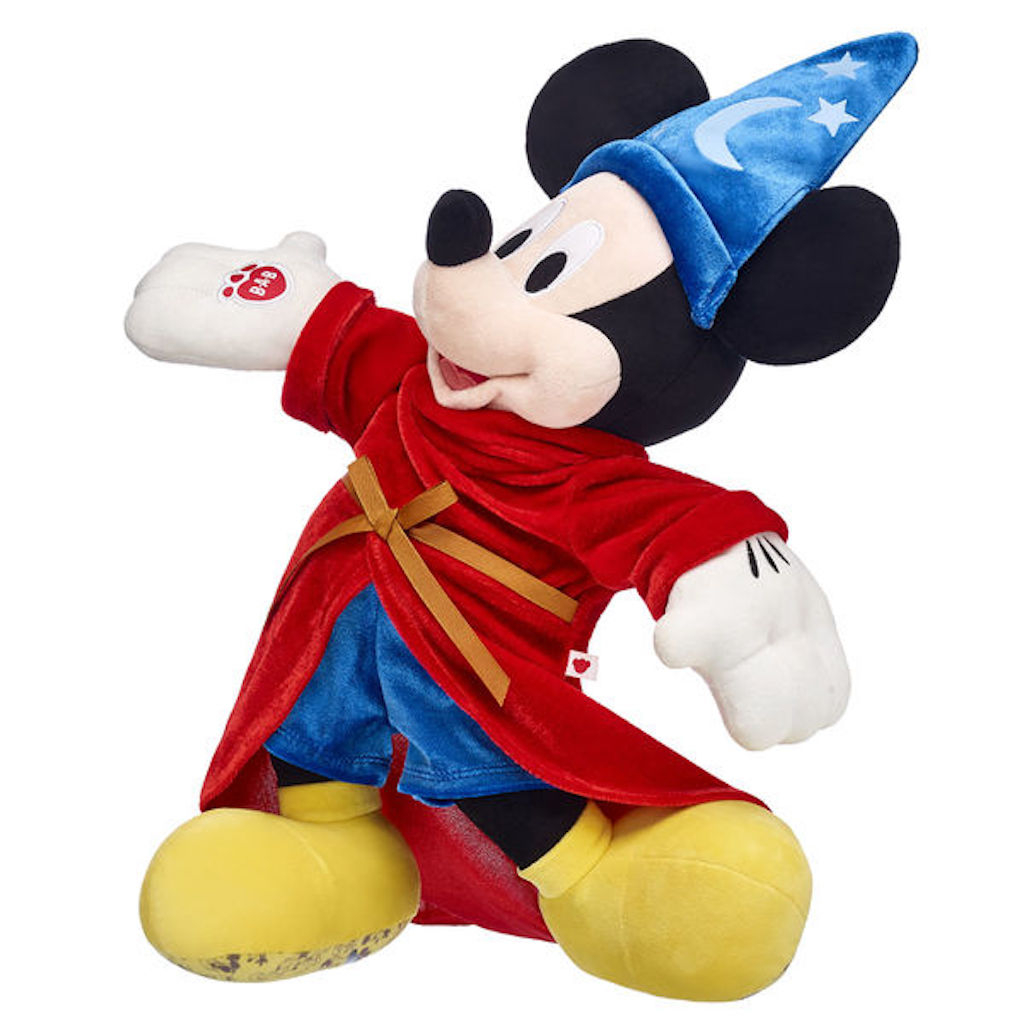 f57f2dde625 Build-A-Bear Introduces Limited Edition Mickey Mouse Plushes