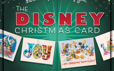 "Book Review - ""From All of Us to All of You: The Disney Christmas Card"" by Jeff Kurtti"
