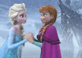 """Frozen 2"" Release Date Reportedly Moved Up One Week"