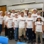 Disney Chef, Culinary Teams, and VoluntEARs Serve Thanksgiving Meal to Homeless in Central Florida