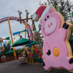 Toy Story Land at Disney's Hollywood Studios Gets a Holiday Makeover