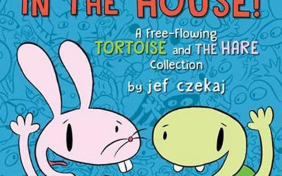 "Children's Book Review: ""Hip & Hop in the House!"" by Jef Czekaj"
