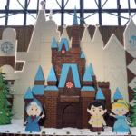 2018 Contemporary Resort Gingerbread Display Celebrating Cinderella Debuts