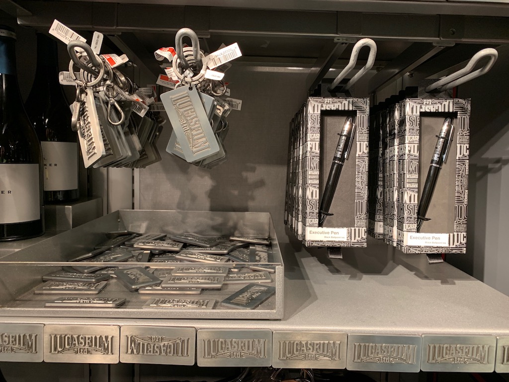 Lucasfilm merchandise now available at star wars launch bay for Merchandising star wars
