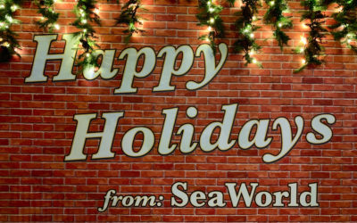 Christmas Celebration at SeaWorld Orlando