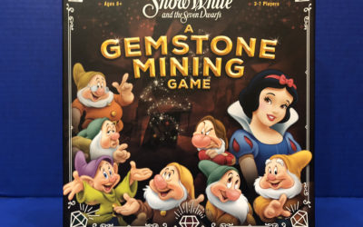 A Gemstone Mining Game