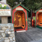 Humphrey the Bear Body Dryers Debut at Disney California Adventure