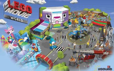 LEGOLAND Florida Resort Shares New Details on THE LEGO MOVIE Masters of Flight
