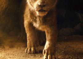 "Disney Drops Teaser Trailer for ""The Lion King"""