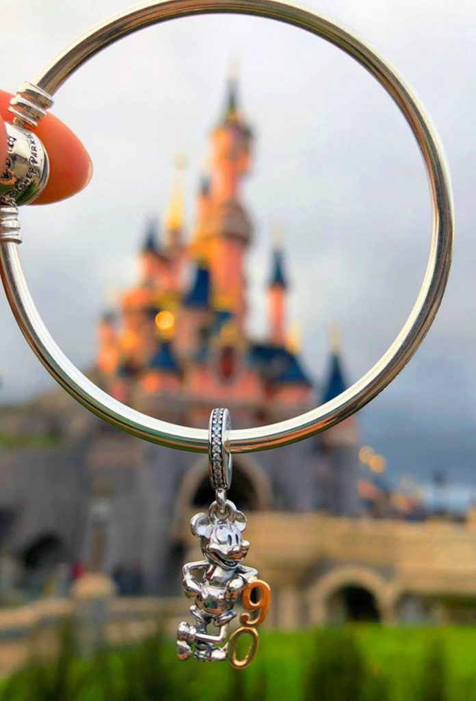 Disneyland Paris Guests Can Win Mickey 90 Charms with New PANDORA ...