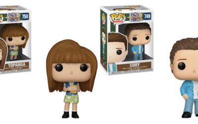 Boy Meets World Pop! Figures