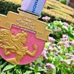 runDisney Reveals Medals for 2019 Disney Princess Half Marathon Weekend