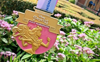 runDisney Reveals Medals for 2019 Disney Princess Half Marathon Weekend