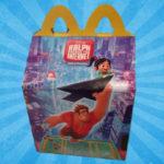 "Disney ""Ralph Breaks the Internet"" Happy Meals at McDonalds"