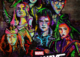 """Hulu Releases New Trailer and Key Art for Second Season of """"Marvel's Runaways"""""""
