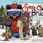 "Children's Book Review: ""Santa Bruce"" + ""1 Grumpy Bruce"" by Ryan T. Higgins"