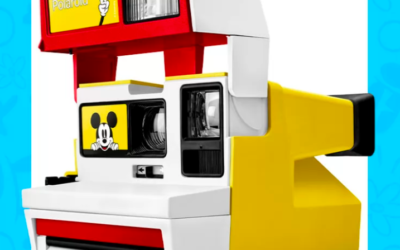 Disney Teams with Polaroid to Create New Mickey Mouse Camera