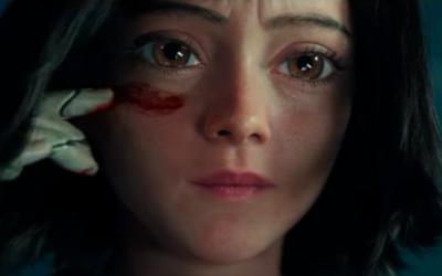 """Intense New Trailer Released for Fox's """"Alita: Battle Angel"""""""